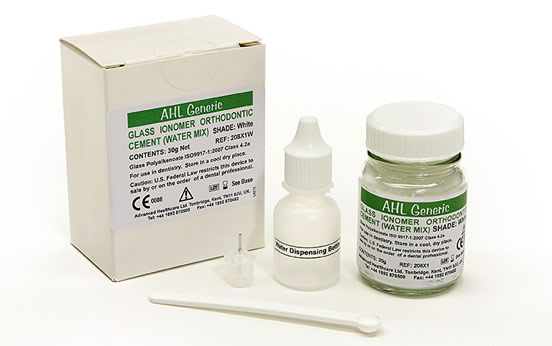 Orthodontic Glass Ionomer Luting Cement