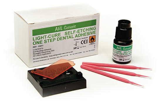 Light Cure Self Etching One Step Bonding Adhesive