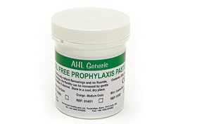 Prophylaxis Paste Oil Free