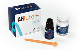 AHlute + Resin Modified Glass Ionomer Luting Cement