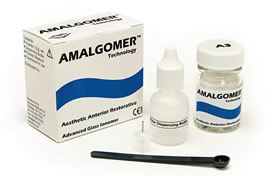 AMALGOMER High Strength Anterior Restorative