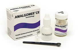 AMALGOMER CR High Strength Posterior GI Restorative